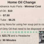 Oil Changes And Other DIY – Is It Worth It?