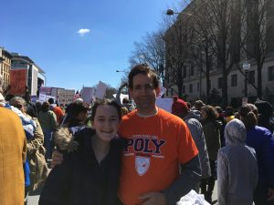 I've Never Participated in a Demonstration – Until March for Our Lives
