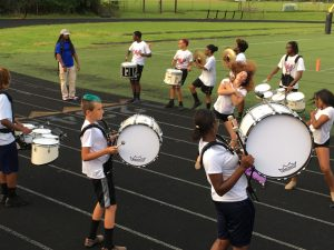 How My Son's High School Marching Band Thrives on a Small Budget