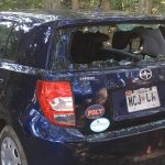 I Completely Destroyed the Rear Window of My Car