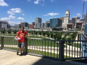 Reckless in Cincinnati – Spending $20 on Water at a Reds Game