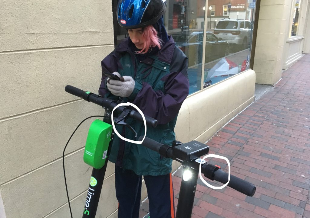 Bird Vs Lime - My Review of Electric Scooters in Baltimore
